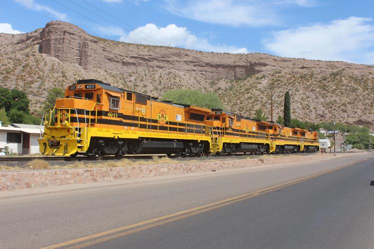 Morenci Southern Railroad