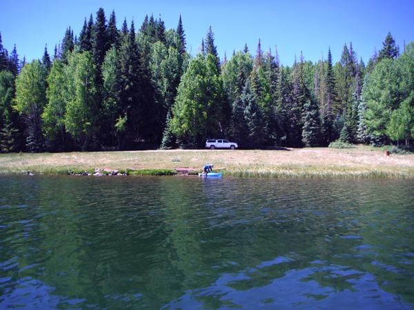 Slow Down Signs >> Reservation Lake Arizona